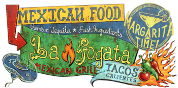 La Fogata Mexican Grill - Mexican Food - Premium Tequila - Fresh ingredients - Tacos Calientes - Margarita Time